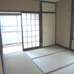 金本借家(2)の和室